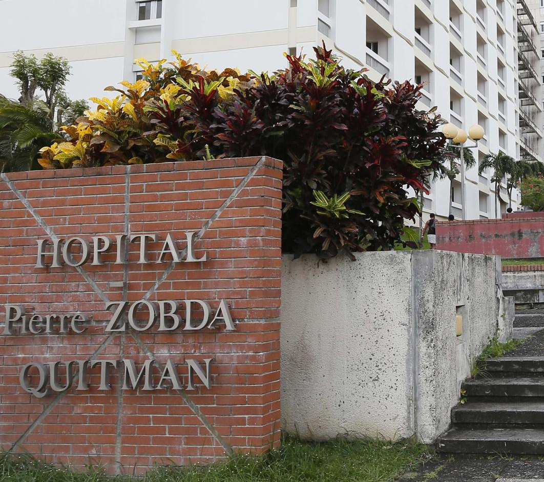 Hopital Pierre Zobda-Quitman